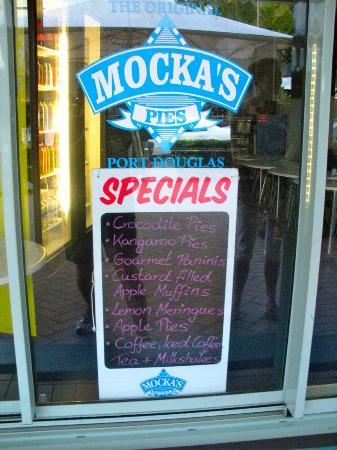 Mocka's Pies : yum!