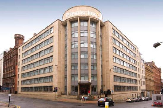 Premier Inn Glasgow City Centre (George Square) Hotel: .