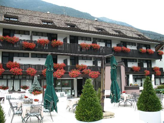 Pippo Hotel: terrazzo