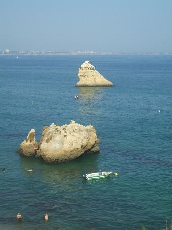 Praia Dona Ana: praia de doña ana