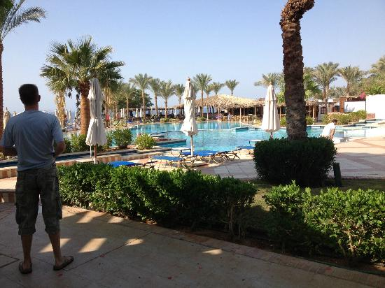 Jaz Fanara Resort & Residence: pool was beautiful