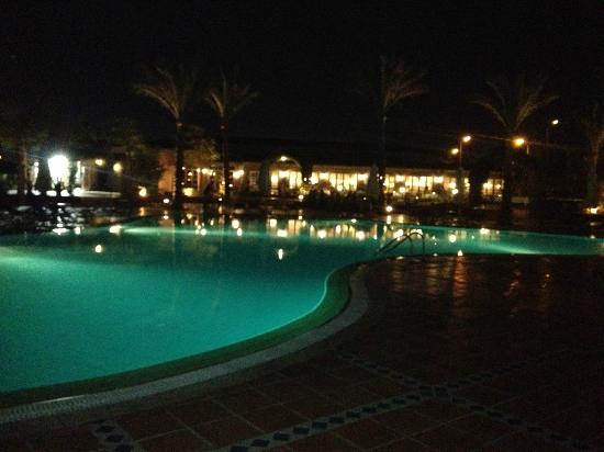 Jaz Fanara Resort & Residence: italian restaurant