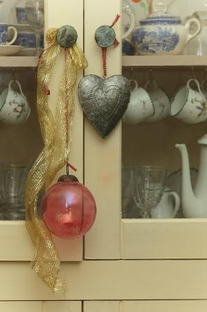 Grange Guest House: Detail in Breakfast Room