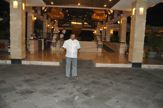 Ramada Bintang Bali Resort: AWESOME RECEPTION AREA