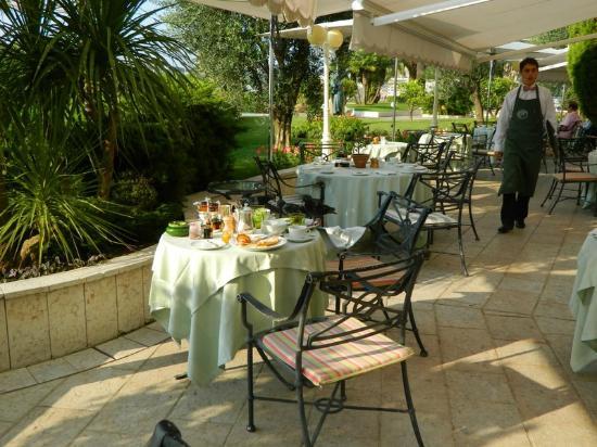 Hotel de Paris Monte-Carlo: desayunador