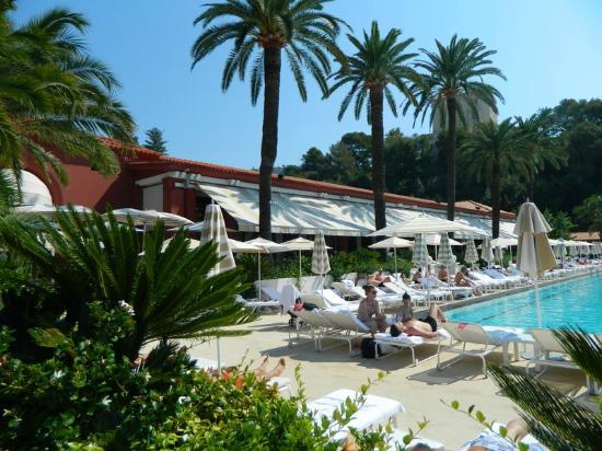 Hotel de Paris Monte-Carlo: club de mar