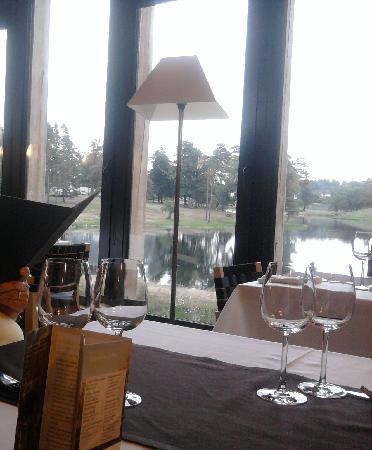 Les Jardins Sothys : Avec vue sur le lac