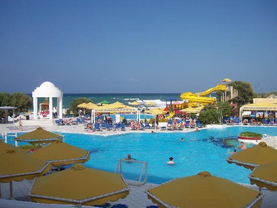 Serita Beach Hotel Pool