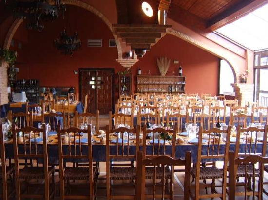 Restaurante Asador el Mirador: Vista zona Izda. del REstaurante