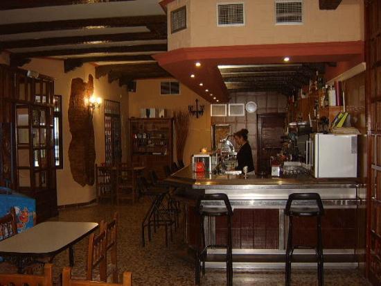 Restaurante Asador el Mirador: Zona cafeteria