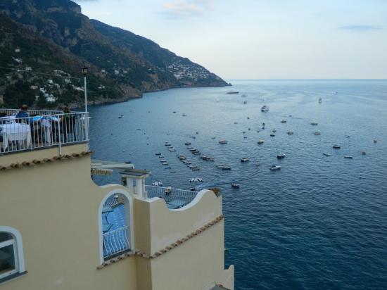 Hotel Montemare: vista desde el hotel