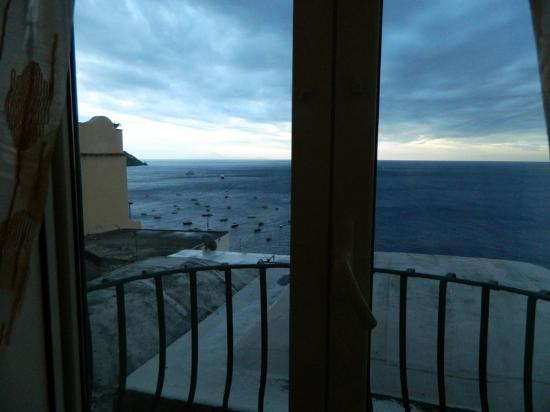 Hotel Montemare: vista desde mi ventana