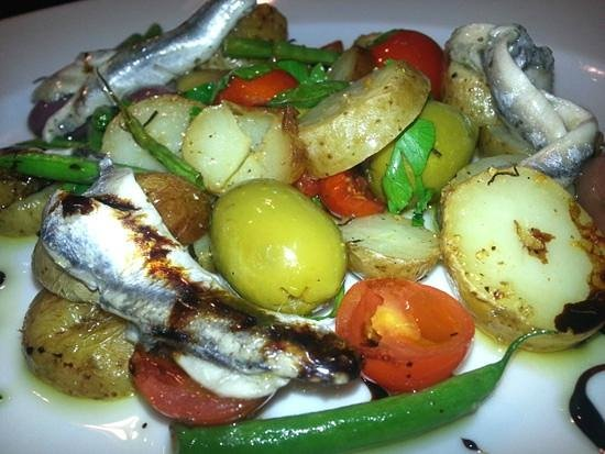 Ricci's Place: My yummy lunch x