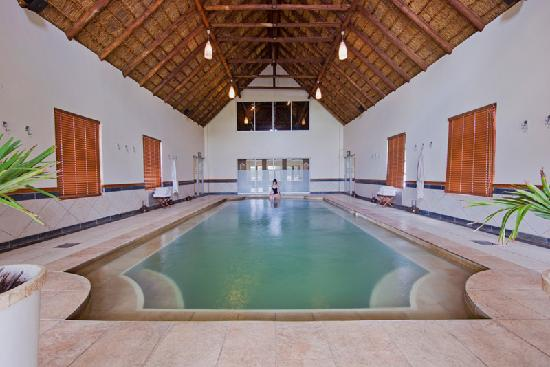 Kievits Kroon: Heated indoor spa pool