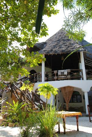 Casa Umoja: struttura principale