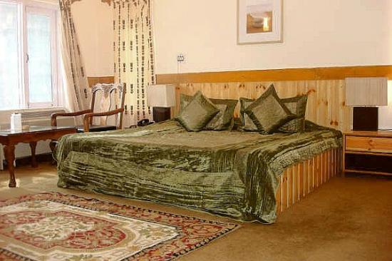 Poshwan Hotel: Double Bed Room
