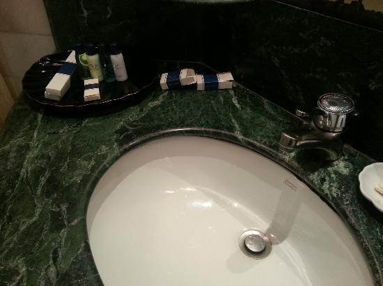 ذا بوتيري باسيفيك جوهور باهرو: Sink area 