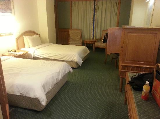 The Puteri Pacific Johor Bahru: Double-bed room
