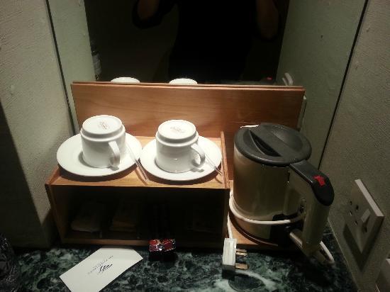 The Puteri Pacific Johor Bahru: Coffee/tea