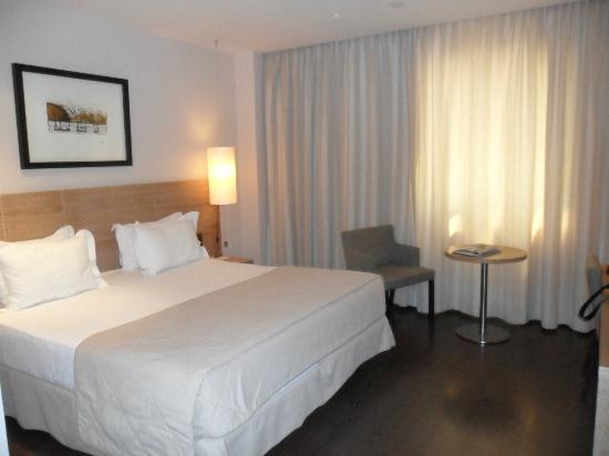 Eurostars Lucentum : Nice room