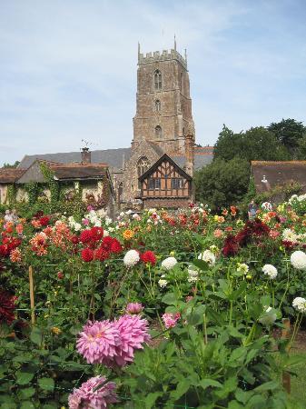 Millstream Cottage : 'Dream Garden', part of Dunster Castle