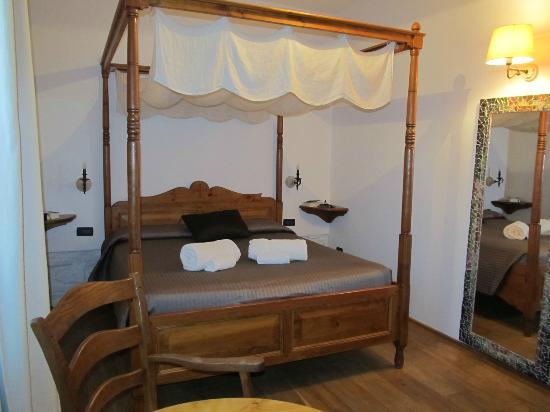 Gualdo del Re: Schlafzimmer