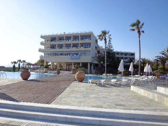 Panorama Hotel - Chania: Panorama main building
