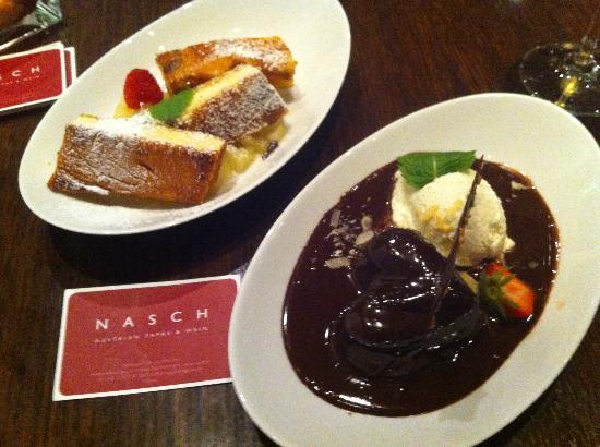 NASCH bei Hilton Vienna Plaza Hotel: NASCH