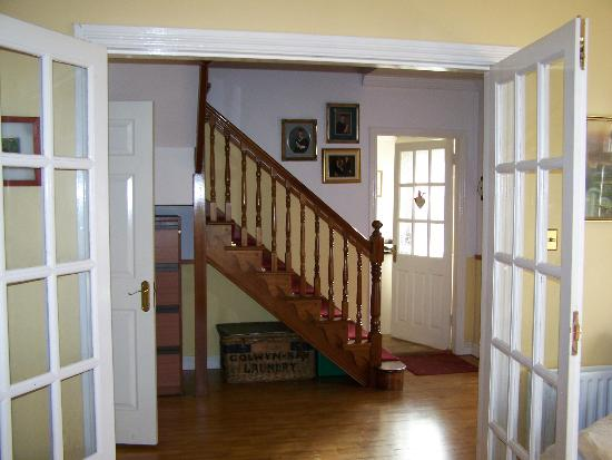 Springhouse B&B: interior