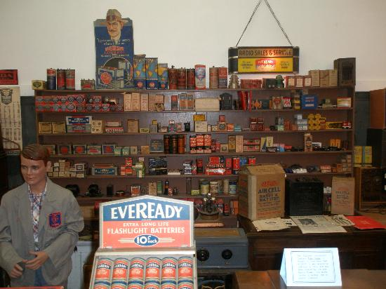 Museum of Radio and Technology: Display