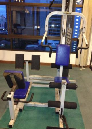 "Pinnacle Lumpinee Park Hotel: ""Gym"""
