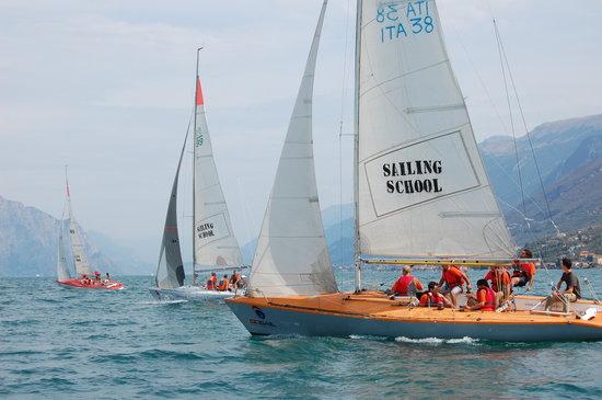 Castelletto, Italy: Go Sail