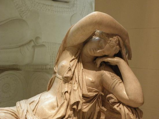 Musée des beaux-arts Pouchkine : Спящая Афродита