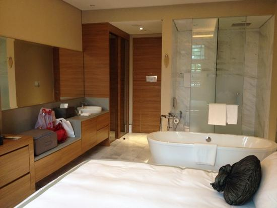 Hotel Fort Canning: room 109