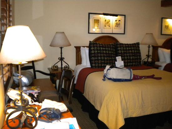 Old Santa Fe Inn: Very nice room