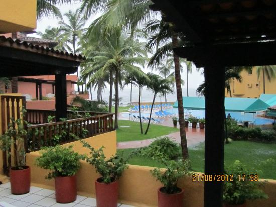 Los Tules Resort: ocean view