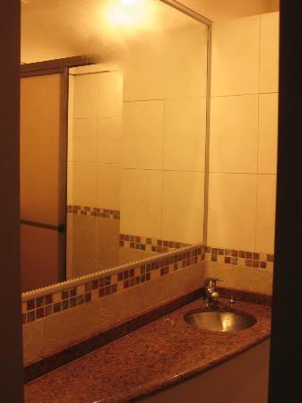 Paso Severino: Baño