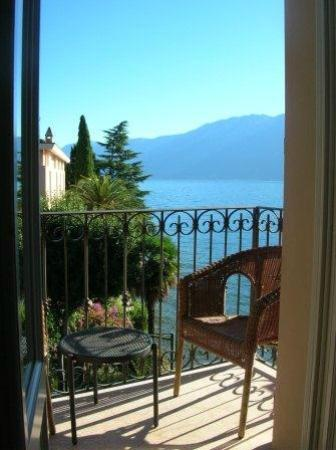 Hotel Gardenia al Lago: Atmosphere room balcony