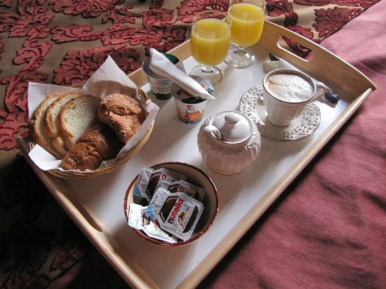 Antica Dimora de Michaelis : Breakfast