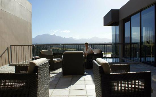 Oubaai Hotel Golf & Spa: view