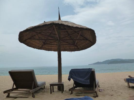 Sheraton Nha Trang Hotel and Spa: Sheraton beach