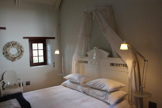 Babylonstoren: bedroom 1