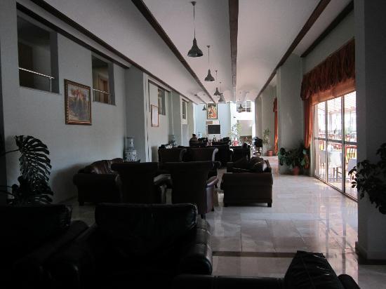 Kemer Dream Hotel: Холл
