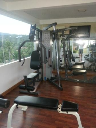 Arisara Place Hotel: gym