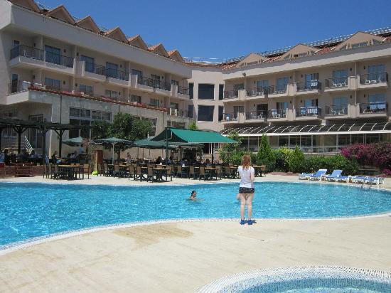 Kemer Dream Hotel: Опять отель- вот наснимала...