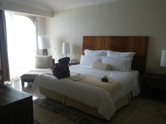 Governor suite room 513 balcony picture of fiesta - Cancun 2 bedroom suites all inclusive ...