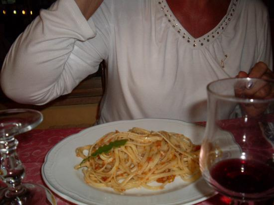 Meeting Hotel: pasta