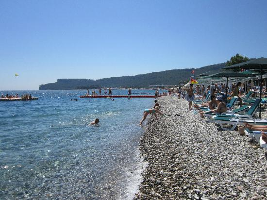 Kemer Dream Hotel : Средиземное море великолепно