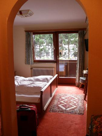 Hotel Stubai : camera