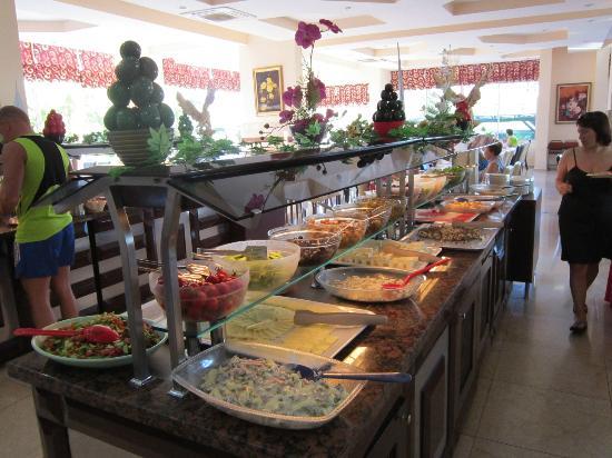 Kemer Dream Hotel : Опять завтрак